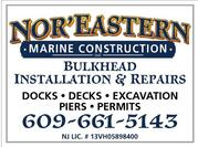 NOR'EASTERN MARINE CONSTRUCTION